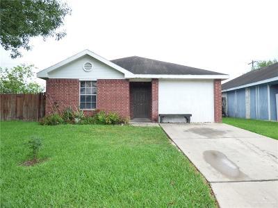 Pharr Single Family Home For Sale: 708 Green Jay Avenue