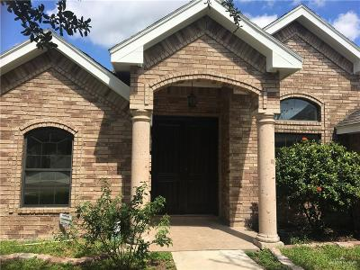 McAllen TX Single Family Home For Sale: $199,500