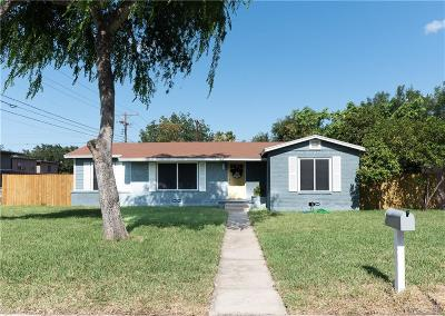 McAllen TX Single Family Home For Sale: $139,950