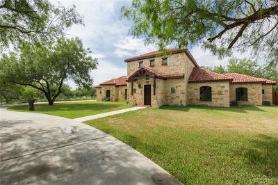 Pharr Single Family Home For Sale: 222 Javelina Drive