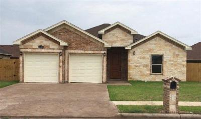 Brownsville Single Family Home For Sale: 6772 Golden Cove Drive