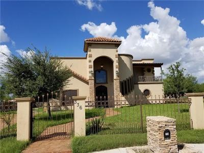 Pharr Single Family Home For Sale: 336 W Navarro Street