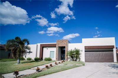 McAllen TX Single Family Home For Sale: $179,000