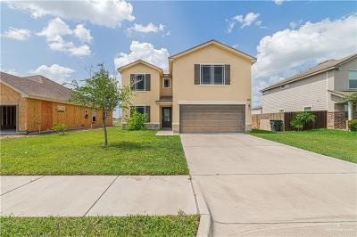 Harlingen Single Family Home For Sale: 8822 Curlew Street