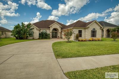 Harlingen Single Family Home For Sale: 5825 Acacia
