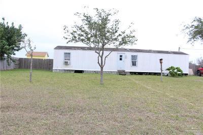 Mercedes Single Family Home For Sale: 4713 Devon Street