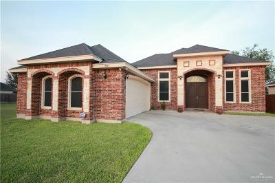 Weslaco Single Family Home For Sale: 807 Windcrest Drive