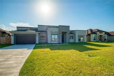 Brownsville Single Family Home For Sale: 5209 Sagebrush Road
