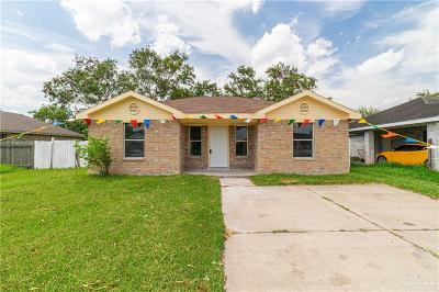 Weslaco Single Family Home For Sale: 3901 Conners Drive