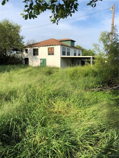 Harlingen Single Family Home For Sale: 23391 N Bass Boulevard