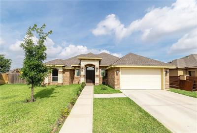 McAllen TX Single Family Home For Sale: $208,999