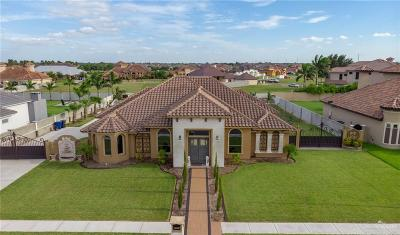 McAllen TX Single Family Home For Sale: $399,000