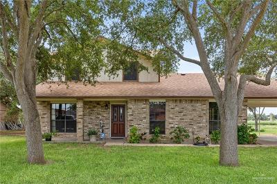 McAllen TX Single Family Home For Sale: $283,500