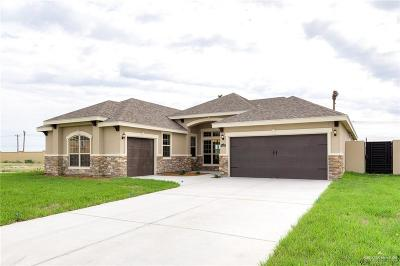 McAllen TX Single Family Home For Sale: $279,000