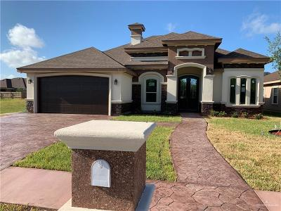 Weslaco Single Family Home For Sale: 1920 Page Avenue
