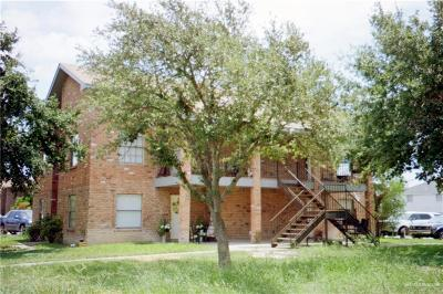 McAllen TX Multi Family Home For Sale: $260,000
