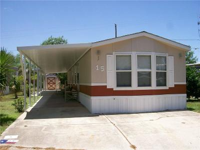 Mission Single Family Home For Sale: 715 W Tropical Circle
