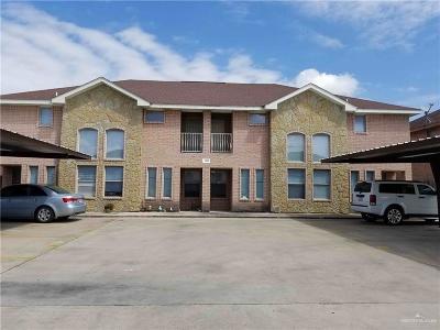 Pharr Multi Family Home For Sale: 1404 Fig Avenue