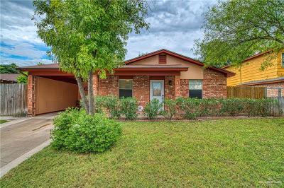 McAllen Single Family Home For Sale: 2125 Heron Avenue
