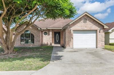 Pharr Single Family Home For Sale: 2605 N Poinsettia Lane
