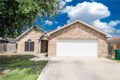 Pharr Single Family Home For Sale: 2207 Sailfish Avenue