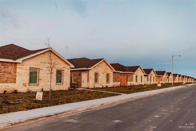 Edinburg Multi Family Home For Sale: Multiple Whitewing Avenue