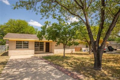 McAllen Single Family Home For Sale: 1008 N 28th Street