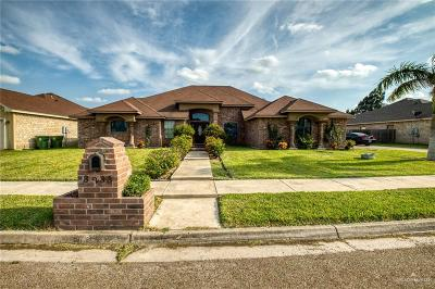 Brownsville Single Family Home For Sale: 3233 Michaelwood Drive