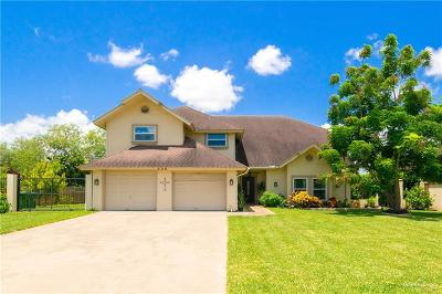 Brownsville Single Family Home For Sale: 226 Rancho Viejo Boulevard