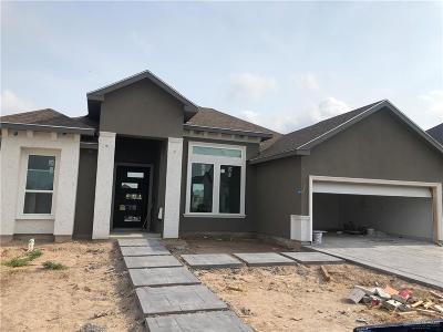 Pharr Single Family Home For Sale: 900 W Cheyenne Avenue