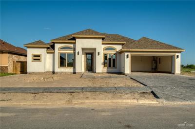 Brownsville Single Family Home For Sale: 6825 Bonham Road