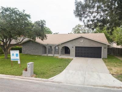 Harlingen Single Family Home For Sale: 2822 Poinciana Street