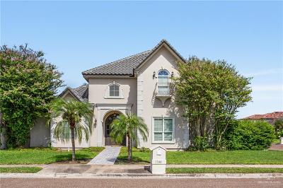 McAllen Single Family Home For Sale: 7700 N 5th Street