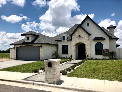 Pharr Single Family Home For Sale: 1103 W Fig Avenue