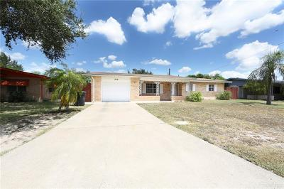 McAllen Single Family Home For Sale: 220 40th Street