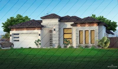 Pharr Single Family Home For Sale: 807 W Seminole Avenue