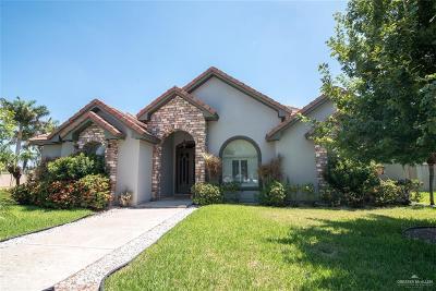 McAllen Single Family Home For Sale: 808 E Balboa Avenue