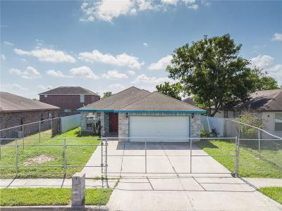 Brownsville Single Family Home For Sale: 2439 Munich Street