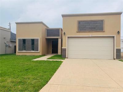 McAllen Single Family Home For Sale: 417 N 9th Street