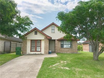 Brownsville Single Family Home For Sale: 3215 Wellington Court