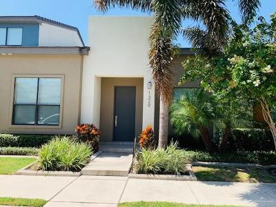 McAllen Condo/Townhouse For Sale: 1329 Ozark Avenue