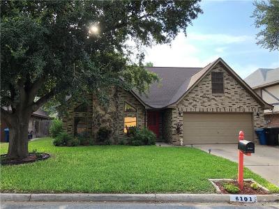 McAllen TX Single Family Home For Sale: $199,000