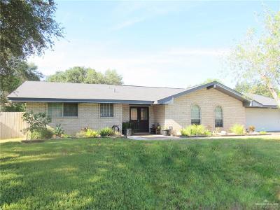 McAllen Single Family Home For Sale: 1421 Ulex Avenue