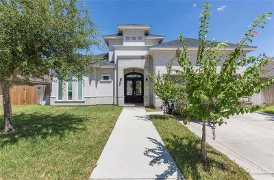 McAllen Single Family Home For Sale: 3616 N 43rd Street