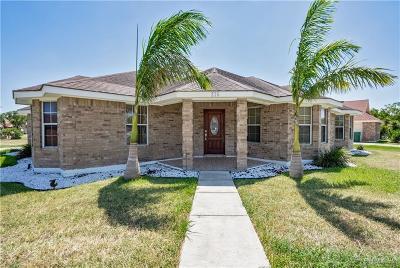 Pharr Single Family Home For Sale: 216 O'hara Drive