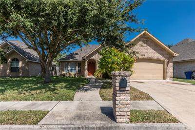 McAllen TX Single Family Home For Sale: $198,000