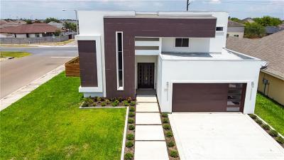 Pharr Single Family Home For Sale: 801 E Azucar Avenue
