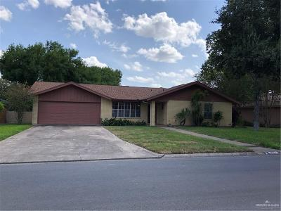 McAllen Single Family Home For Sale: 130 E Jonquil Avenue