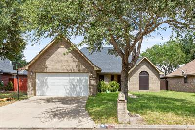 McAllen TX Single Family Home For Sale: $161,000