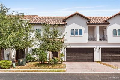McAllen TX Condo/Townhouse For Sale: $229,000